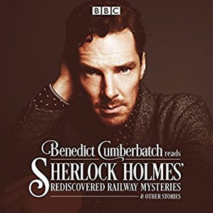 Buy Sherlock Holmes: The Rediscovered Railway Stories at Amazon