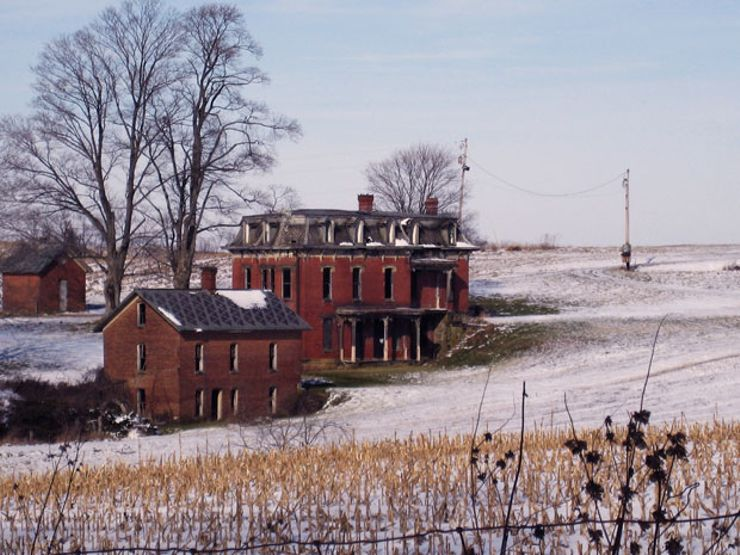 The Mudhouse Mansion Mystery
