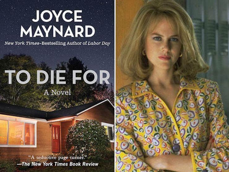 To Die For by Joyce Maynard