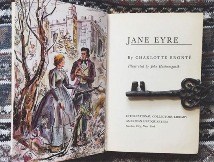 the story of samson in charlotte brontes jane eyre The story of jane eyre skip to  celebrating charlotte bront  jane eyre - the story prologue a woman is running,.