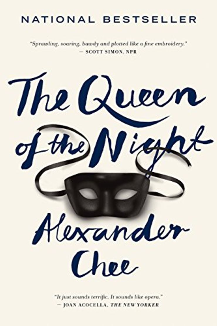 Buy The Queen of the Night at Amazon