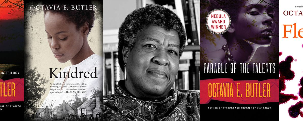 14 Octavia Butler Books: The Complete Canon