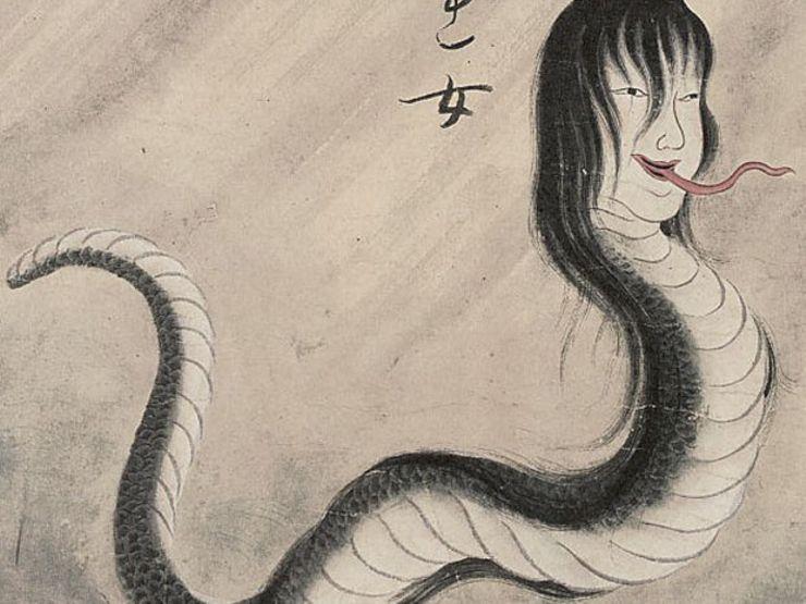 female ghosts nure onna