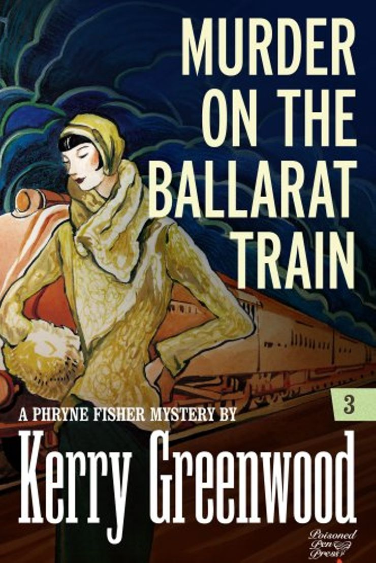 Buy Murder on the Ballarat Train at Amazon