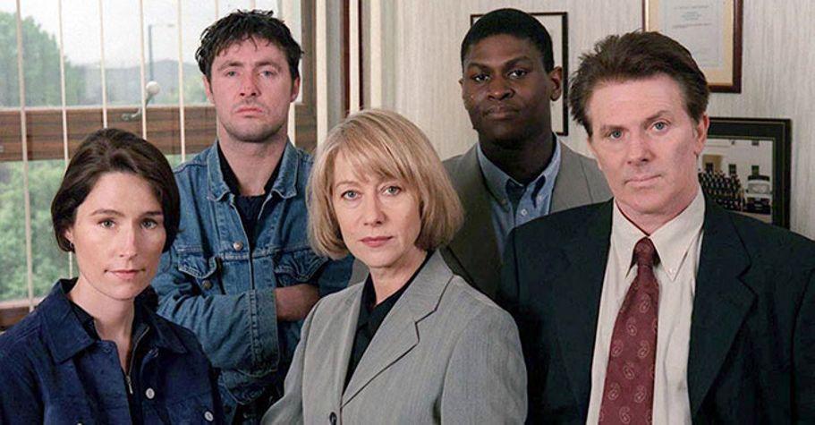 british crime dramas
