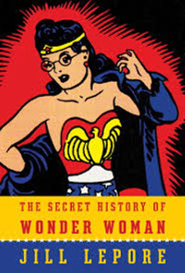 secret history of wonder woman