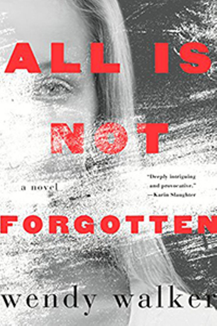 books like girl on the train All Is Not Forgotten