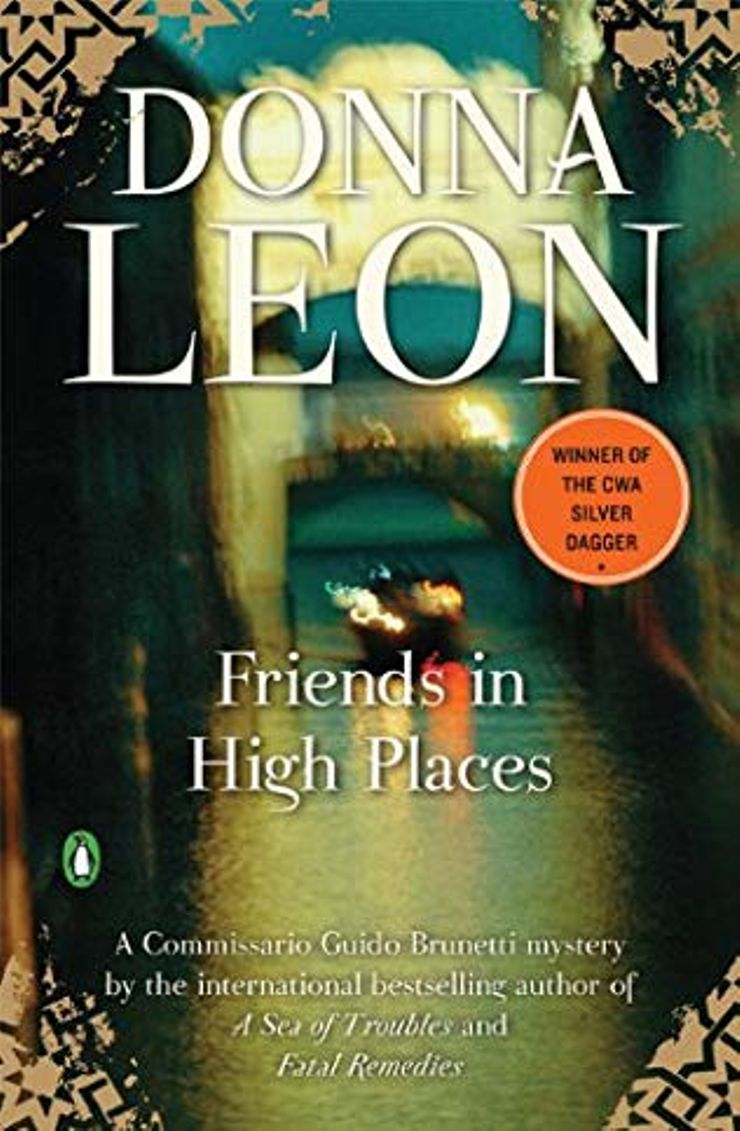 Buy Friends in High Places at Amazon