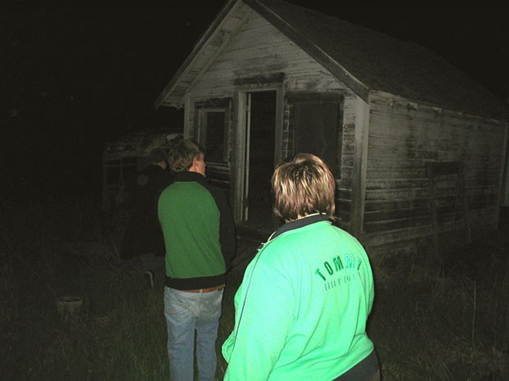 paranormal investigating group