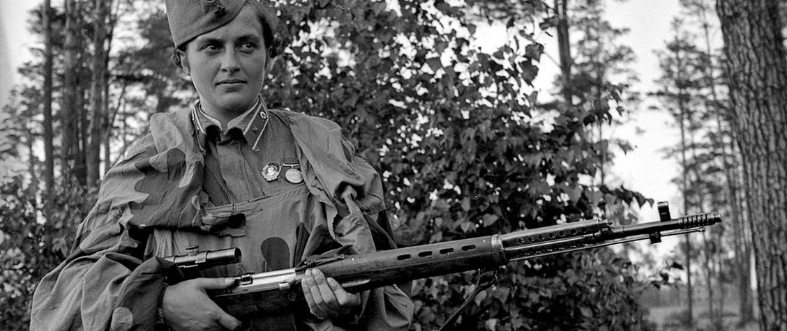 Lyudmila Pavlichenko: The Red Army Sniper Who Took Out over 300 German Soldiers During World War II