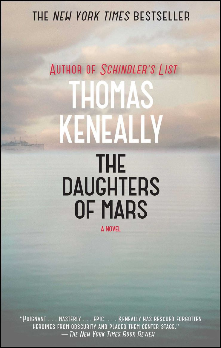 Buy The Daughters of Mars at Amazon