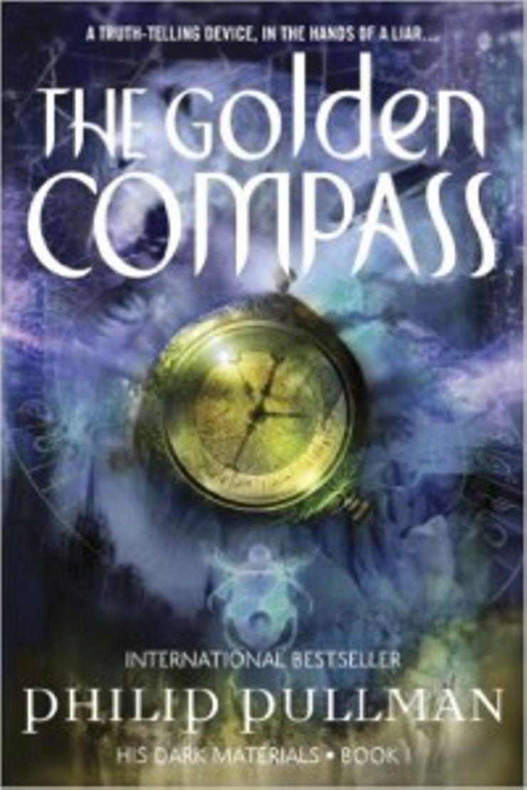 steampunk books Golden Compass