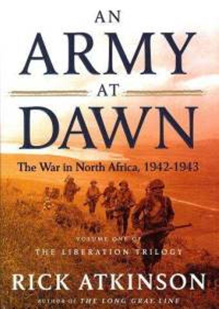 Buy An Army at Dawn at Amazon