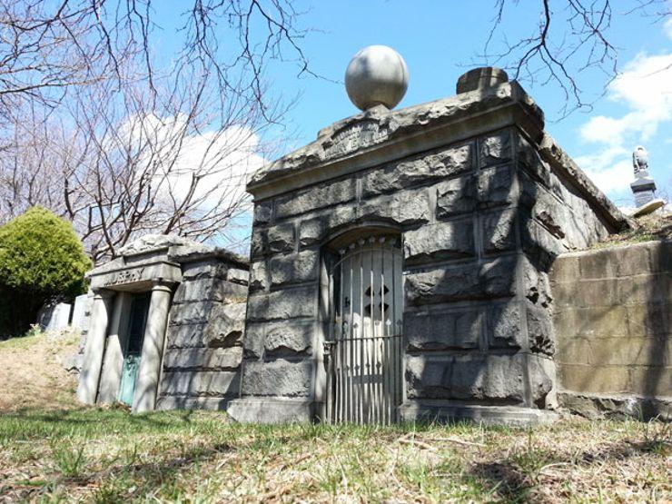 mary reed mausoleum weird graves