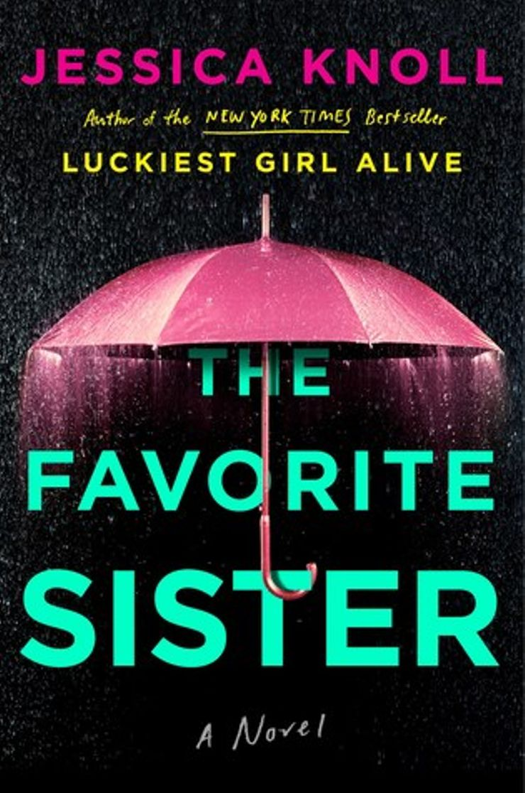 Buy The Favorite Sister at Amazon