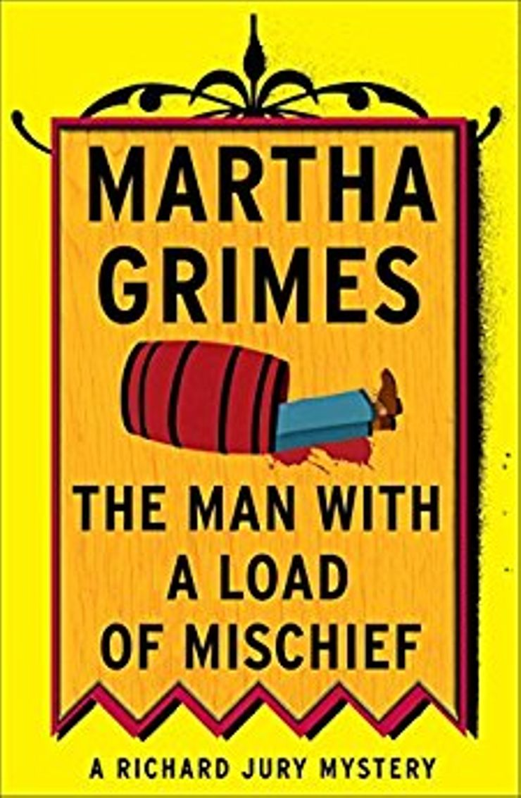 Buy The Man With a Load of Mischief at Amazon