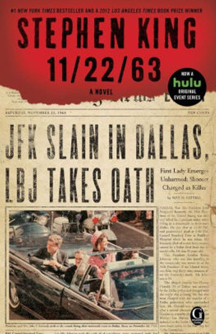 Buy 11/22/63 at Amazon