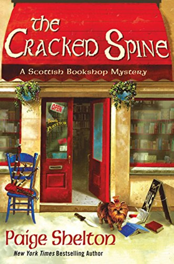 Buy The Cracked Spine at Amazon