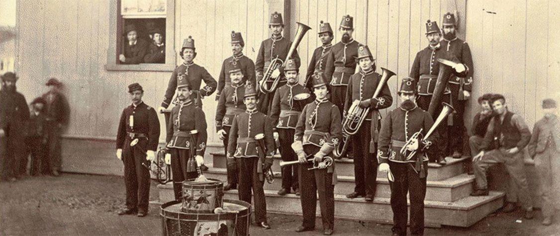When Civil War Musicians Served as Battlefield Medics