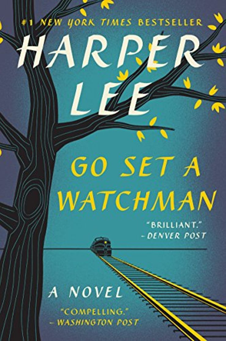 Buy Go Set a Watchman at Amazon