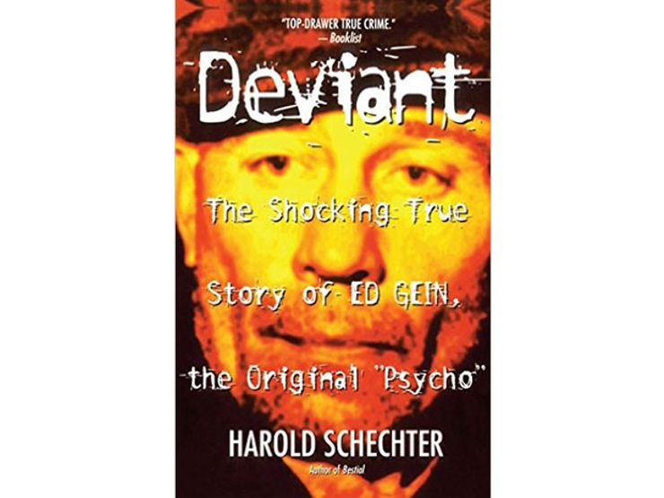 serial killer books deviant