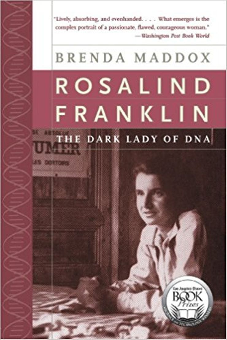 Buy Rosalind Franklin: The Dark Lady of DNA at Amazon