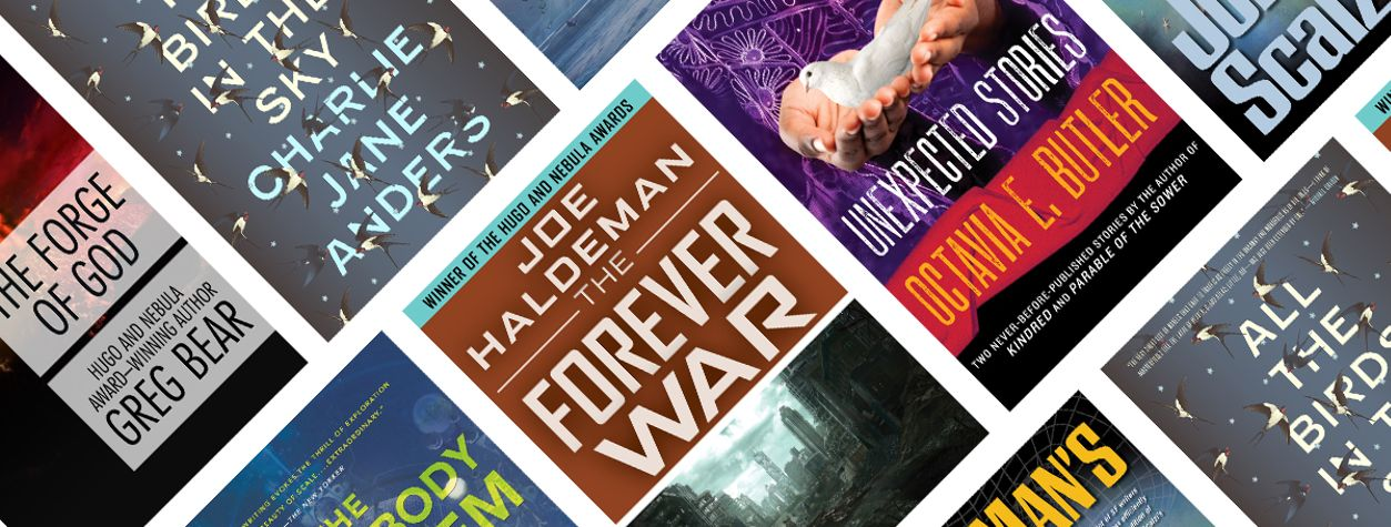 Book Lovers: Enter to Win a Tablet Loaded With Sci-Fi and Fantasy Titles