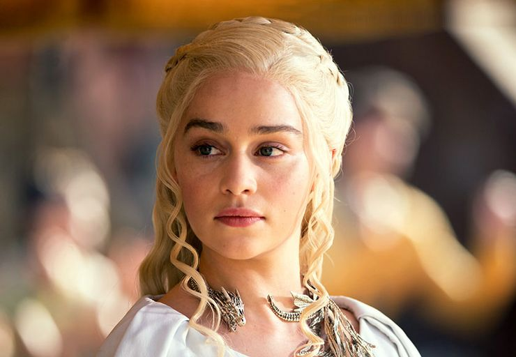 best fantasy characters Daenerys Targaryen
