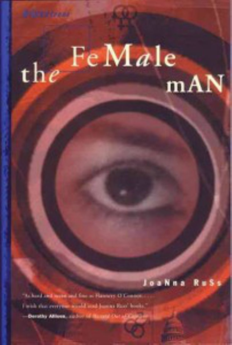 Buy The Female Man at Amazon