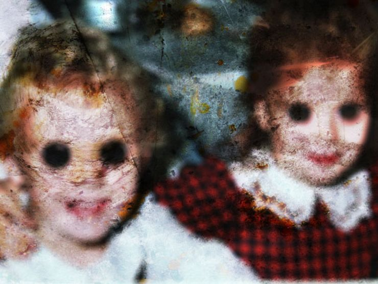 6 Terrifying Encounters with Black-Eyed Children