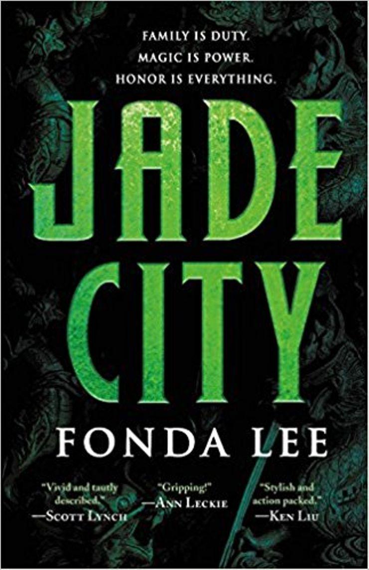 Buy Jade City at Amazon