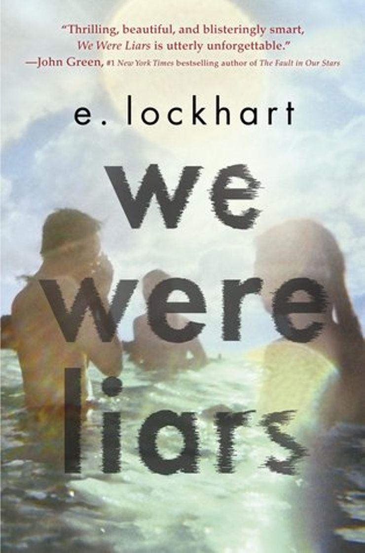 Buy We Were Liars at Amazon