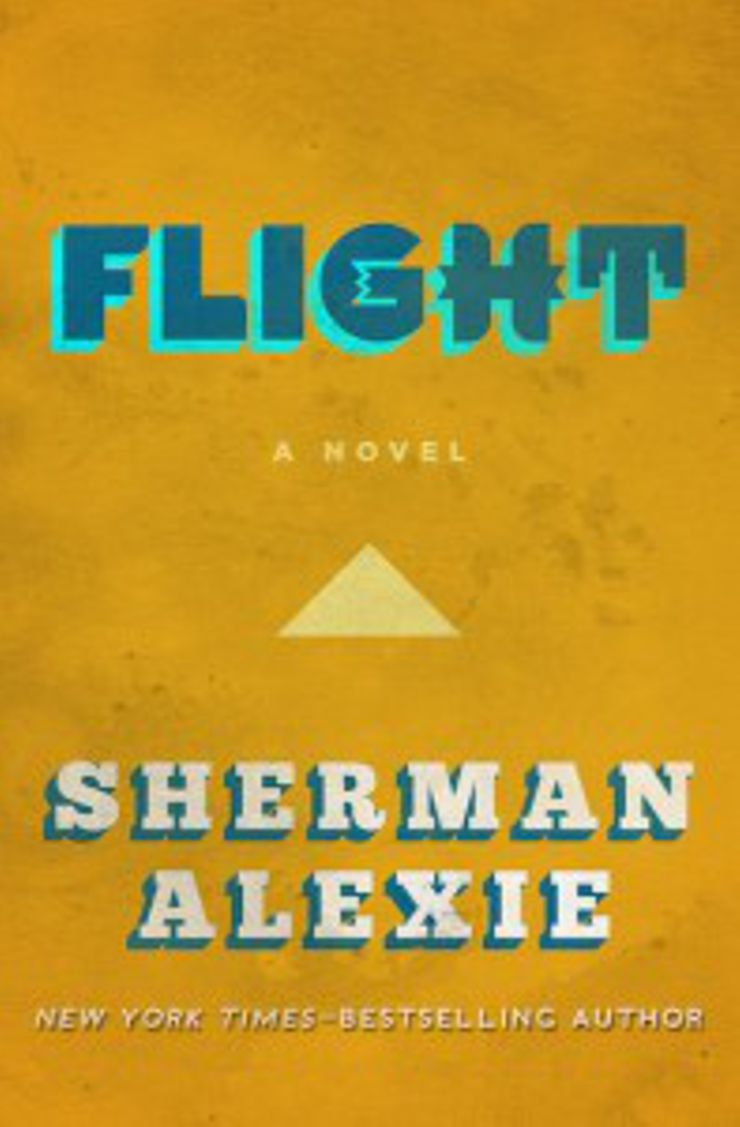 Magical Realism Books Flight Sherman Alexie