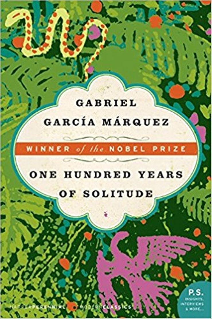 Buy One Hundred Years of Solitude at Amazon