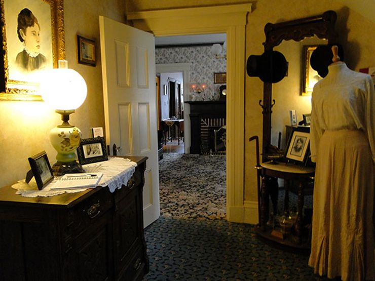 lizzie borden house room