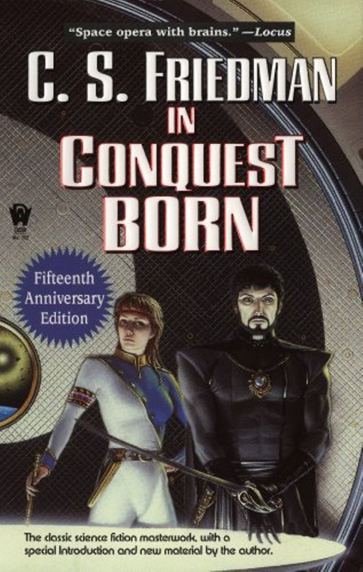 Buy In Conquest Born at Amazon