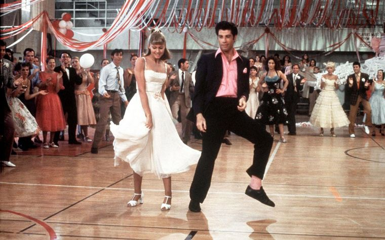 best romance movies Netflix Grease