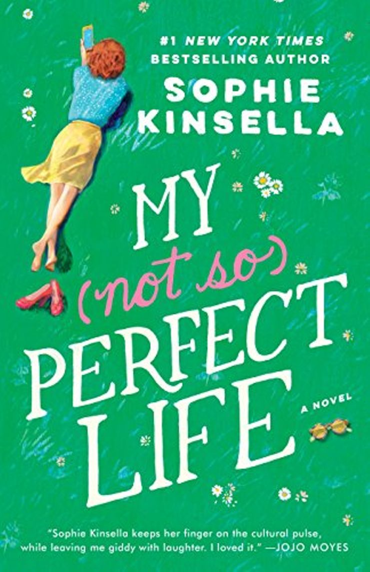 Buy My Not So Perfect Life at Amazon