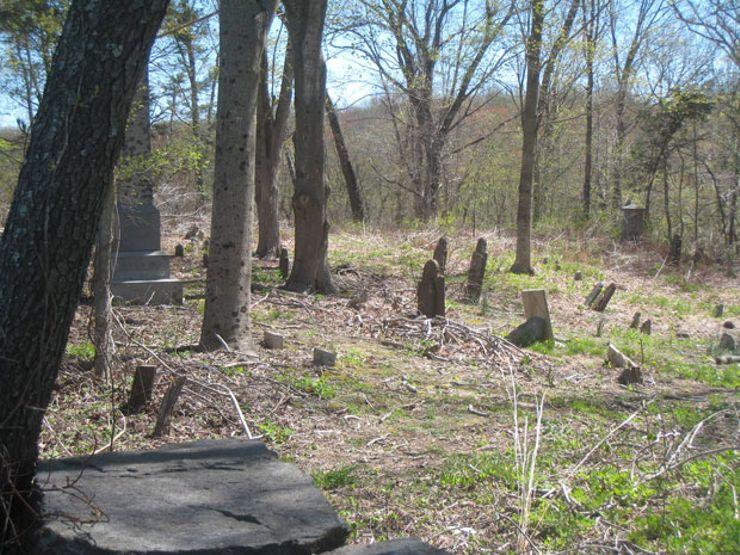 captain grant's cemetery