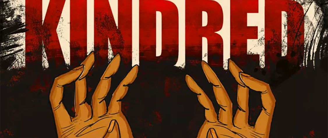 "[CLOSED] Giveaway: ""Kindred: A Graphic Novel Adaptation"""