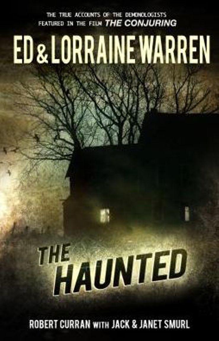 Buy The Haunted at Amazon