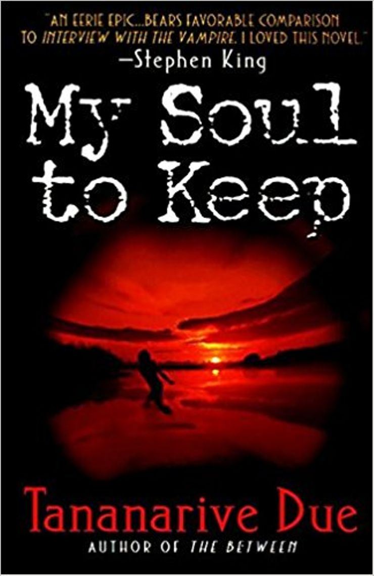 Buy My Soul to Keep at Amazon