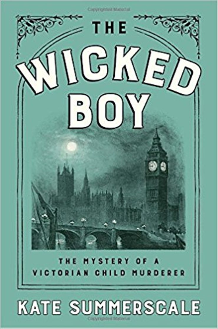 Buy The Wicked Boy at Amazon