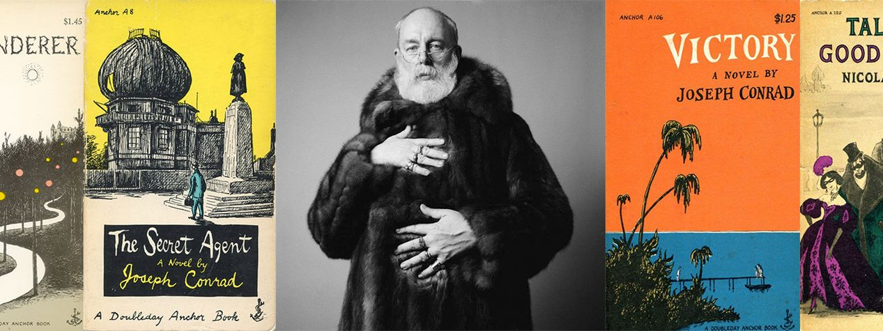 How Edward Gorey Helped Revolutionize the Publishing Industry