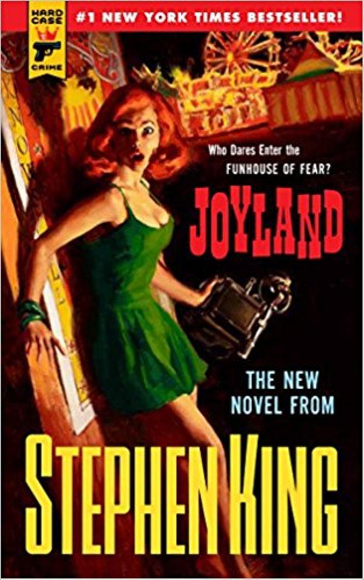 Buy Joyland at Amazon