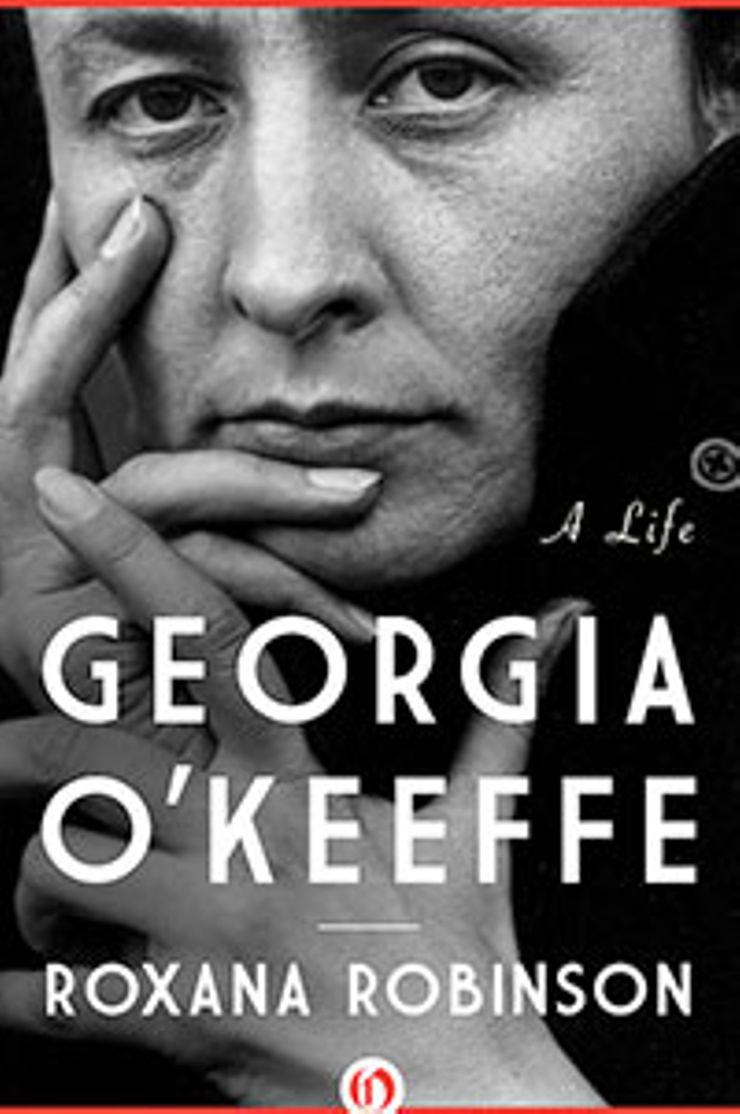 Artist Biographies Georgia OKeeffe
