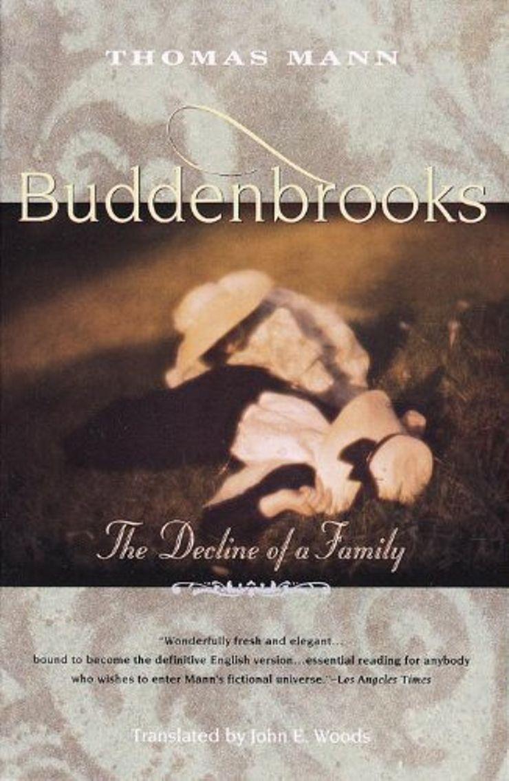 Buy Buddenbrooks at Amazon