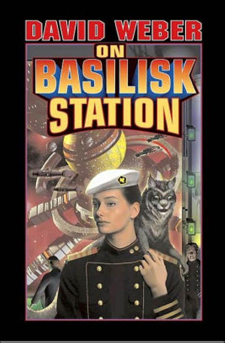 Buy On Basilisk Station at Amazon