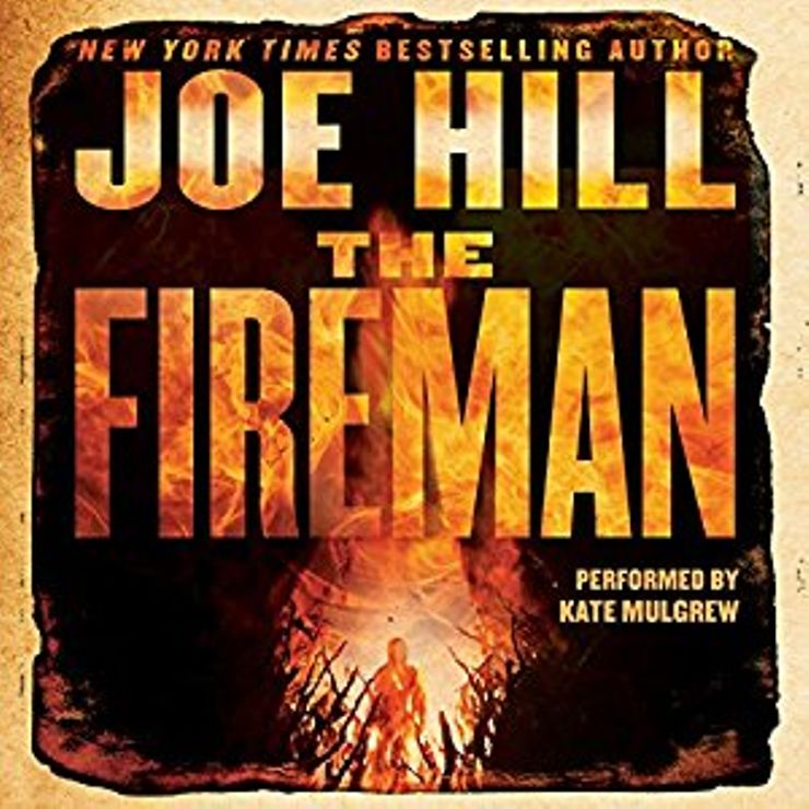 Buy The Fireman at Amazon