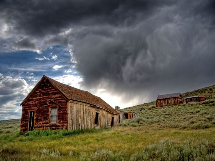 7 of the Creepiest Ghost Towns in America